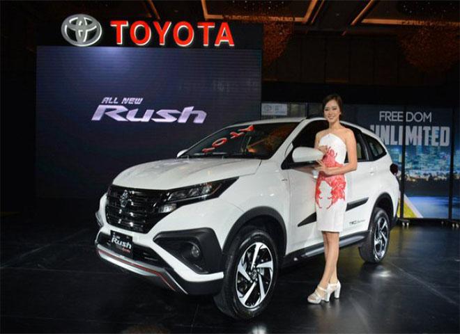 Bảng giá xe Toyota 2019 mới nhất - Mua xe Toyota Hà Tĩnh
