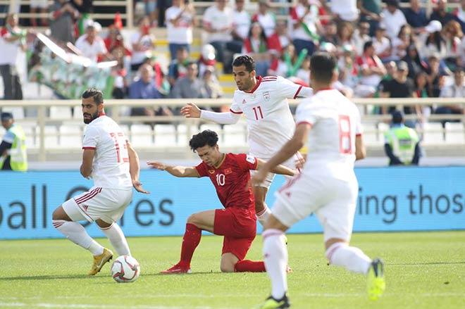 Asian Cup, ĐT Việt Nam - Iran: Kiên cường chống trả, tiếc nuối Công Phượng - 1