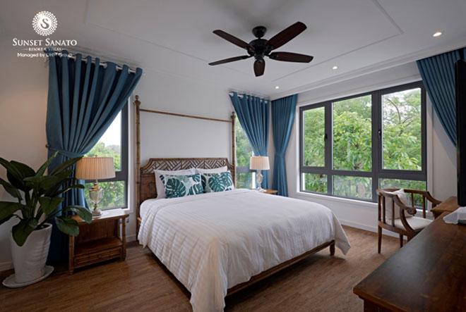Khám phá khu nghỉ dưỡng phức hợp đẳng cấp tại Phú Quốc - Sunset Sanato - 2