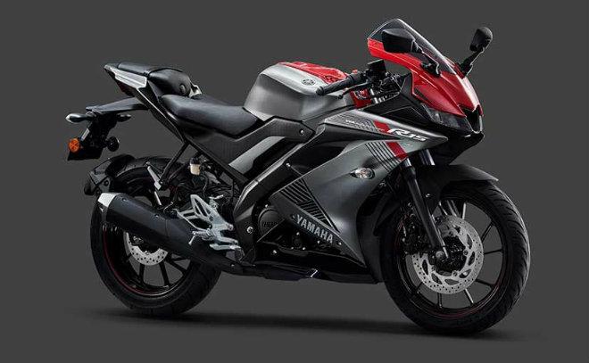 2019 Yamaha YZF-R15 V3.0 ABS ra mắt, giá chỉ 45,8 triệu đồng - 2