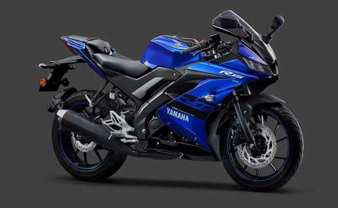 2019 Yamaha YZF-R15 V3.0 ABS ra mắt, giá chỉ 45,8 triệu đồng - 3