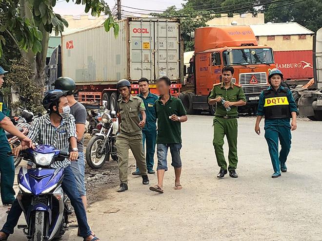 """Tài xế xe container """"phê"""" 3 loại ma túy vẫn ôm vô lăng phóng trên phố Sài Gòn - 3"""