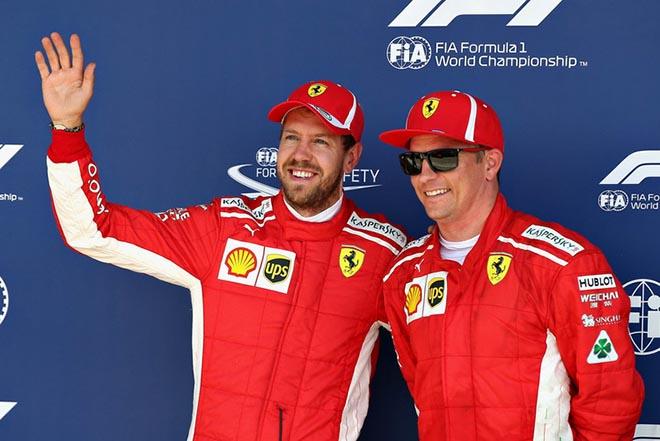 """Đua xe F1, Kimi Raikkonen: Trái tim nóng của """"Người tuyết"""" - 1"""
