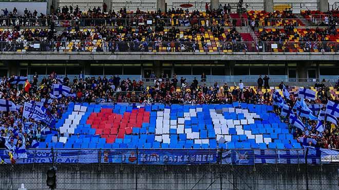 """Đua xe F1, Kimi Raikkonen: Trái tim nóng của """"Người tuyết"""" - 2"""