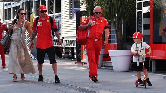 """Đua xe F1, Kimi Raikkonen: Trái tim nóng của """"Người tuyết"""" - 3"""
