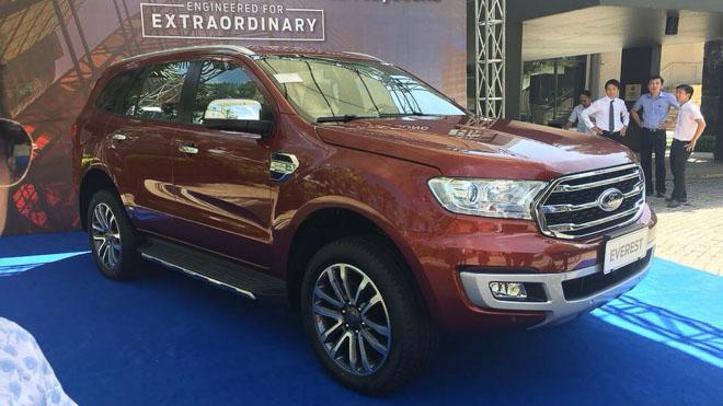 Giá xe Ford Everest 2019 cập nhật mới nhất - Mua xe Ford Everest giá tốt nhất thị trường - 4