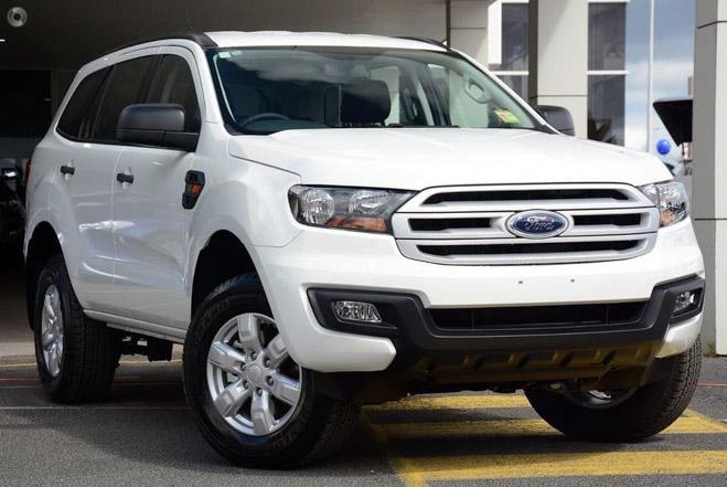 Giá xe Ford Everest 2019 cập nhật mới nhất - Mua xe Ford Everest giá tốt nhất thị trường - 2