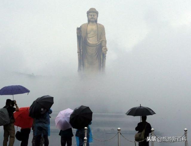Tượng Phật cao nhất thế giới, muốn chạm tay vào phải trả tiền - 2