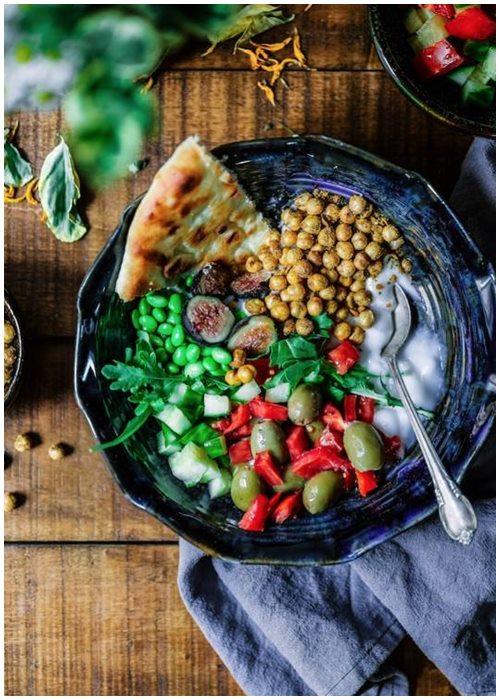 5 loại tinh bột ăn không béo mà còn làm đẹp