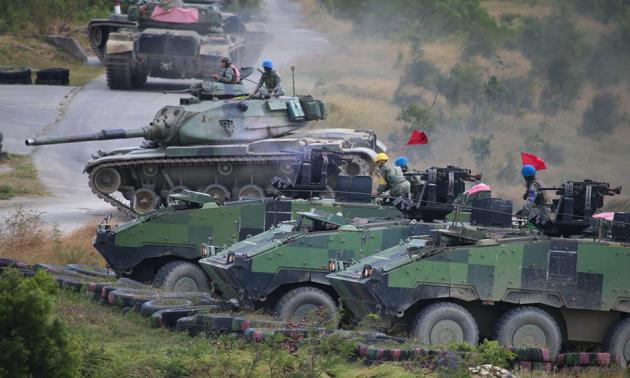 Lý do Trung Quốc thảm bại nếu quyết thu hồi Đài Loan bằng vũ lực - 1