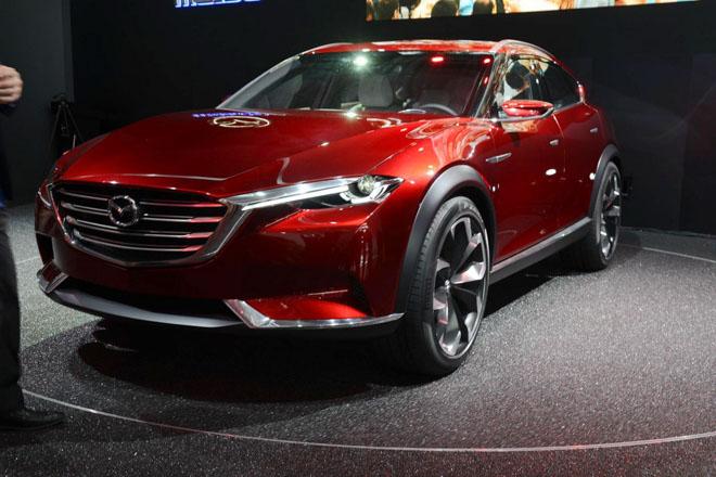 Mazda sắp ra mắt mẫu crossover CX-3 thế hệ mới - 2