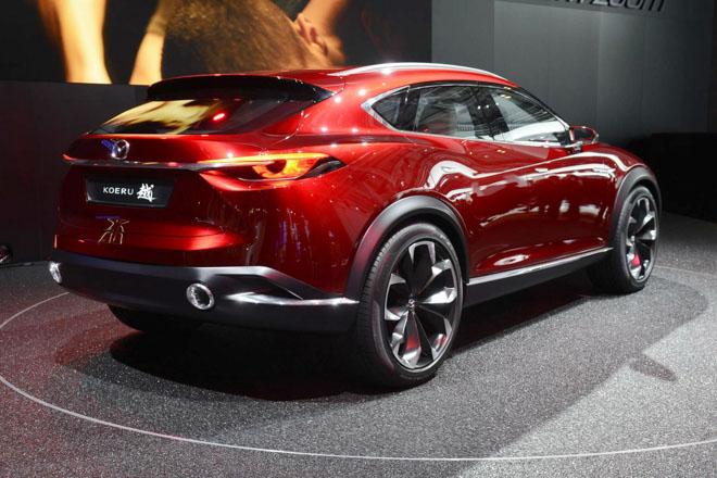Mazda sắp ra mắt mẫu crossover CX-3 thế hệ mới - 5
