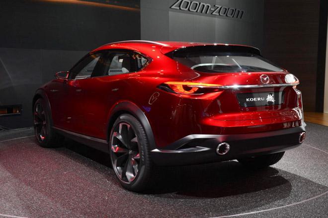 Mazda sắp ra mắt mẫu crossover CX-3 thế hệ mới - 6