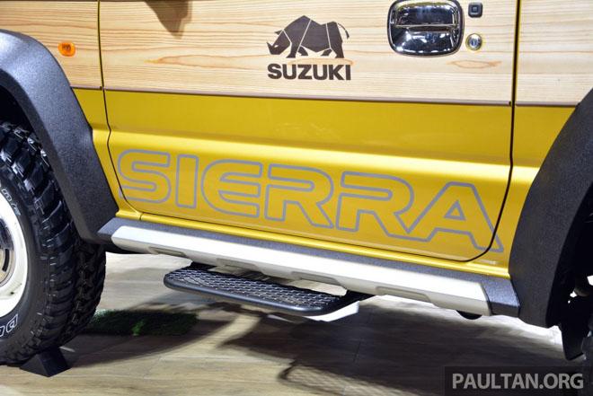 Suzuki Jimmy phong cách bán tải chính thức ra mắt - 9