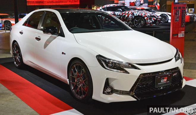 Toyota Nhật Bản giới thiệu Camry phiên bản thể thao mạnh 313 mã lực - 1