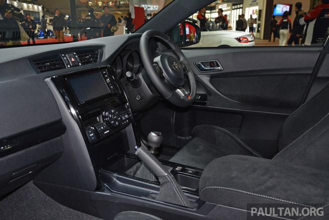 Toyota Nhật Bản giới thiệu Camry phiên bản thể thao mạnh 313 mã lực - 7