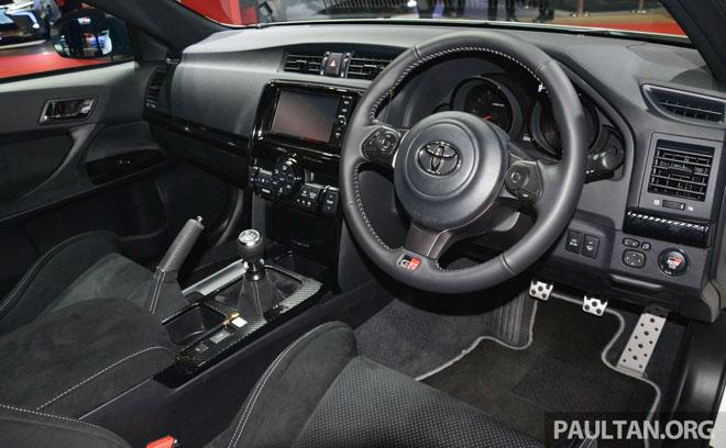 Toyota Nhật Bản giới thiệu Camry phiên bản thể thao mạnh 313 mã lực - 6