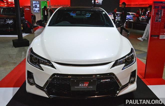 Toyota Nhật Bản giới thiệu Camry phiên bản thể thao mạnh 313 mã lực - 2