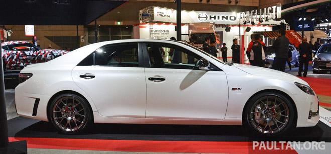 Toyota Nhật Bản giới thiệu Camry phiên bản thể thao mạnh 313 mã lực - 3