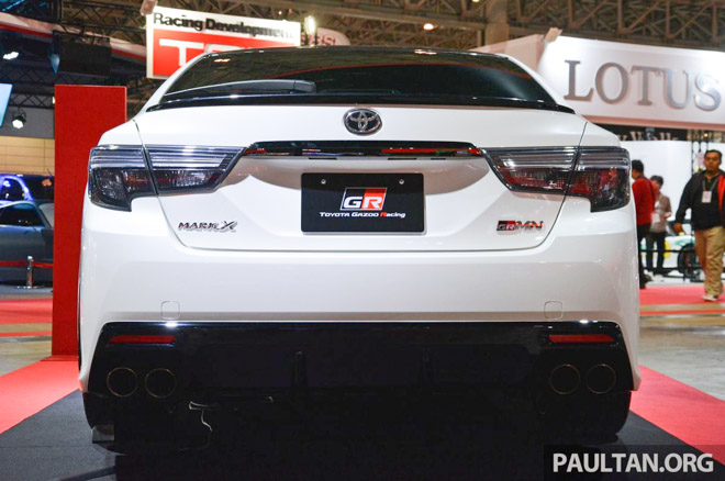 Toyota Nhật Bản giới thiệu Camry phiên bản thể thao mạnh 313 mã lực - 9