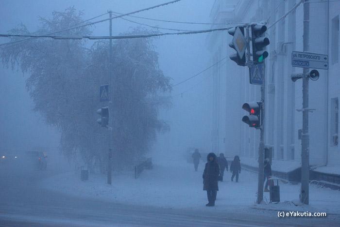 Thành phố chìm trong cái lạnh -60 độ, người dân vẫn đi làm còn trái cây thì quý hơn vàng - 8