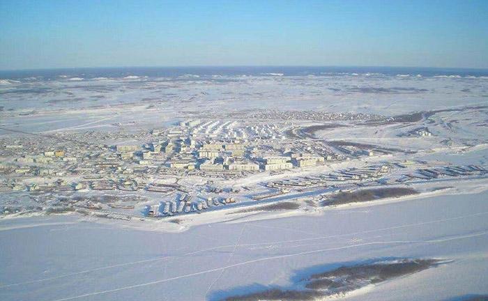 Thành phố chìm trong cái lạnh -60 độ, người dân vẫn đi làm còn trái cây thì quý hơn vàng - 9