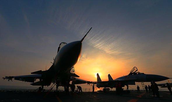 Chuyên gia: TQ vạch kế hoạch chiến tranh với Mỹ và Ấn Độ cùng lúc - 2