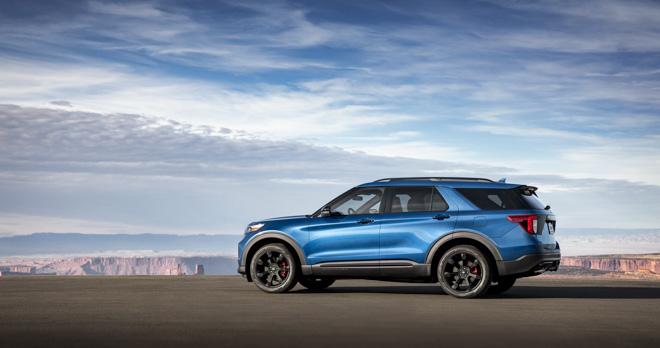 Ford ra mắt Explorer ST 2020: SUV mạnh mẽ nhất lịch sử thương hiệu - 13