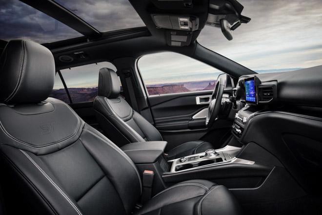 Ford Hoa Kỳ công bố giá bán cho mẫu SUV Explorer 2020 từ 753 triệu đồng - 6