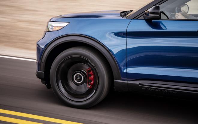 Ford ra mắt Explorer ST 2020: SUV mạnh mẽ nhất lịch sử thương hiệu - 3