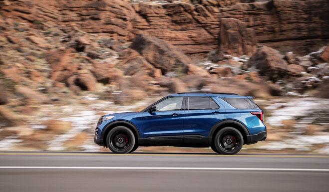 Ford Hoa Kỳ công bố giá bán cho mẫu SUV Explorer 2020 từ 753 triệu đồng - 3