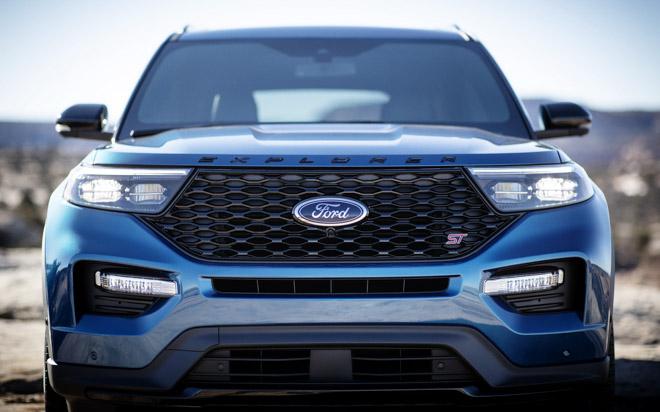 Ford Hoa Kỳ công bố giá bán cho mẫu SUV Explorer 2020 từ 753 triệu đồng - 10