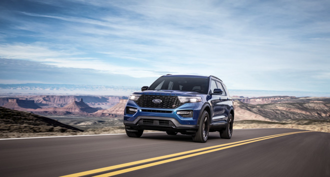 Ford Hoa Kỳ công bố giá bán cho mẫu SUV Explorer 2020 từ 753 triệu đồng - 2