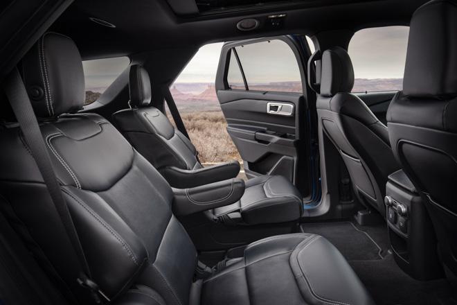 Ford ra mắt Explorer ST 2020: SUV mạnh mẽ nhất lịch sử thương hiệu - 7