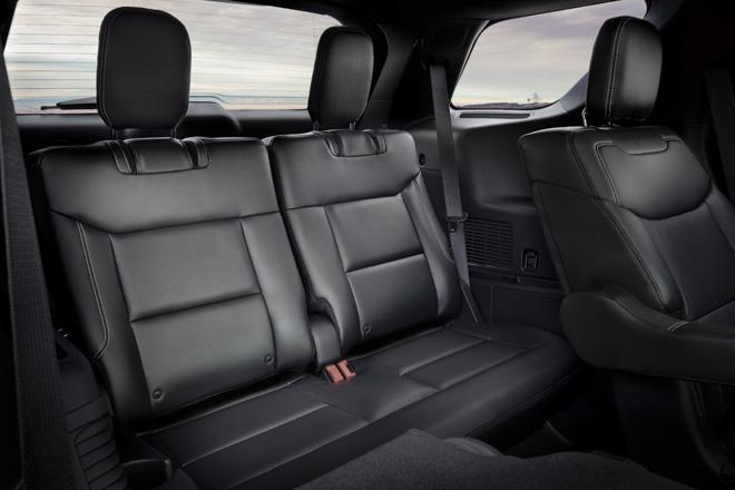 Ford ra mắt Explorer ST 2020: SUV mạnh mẽ nhất lịch sử thương hiệu - 8