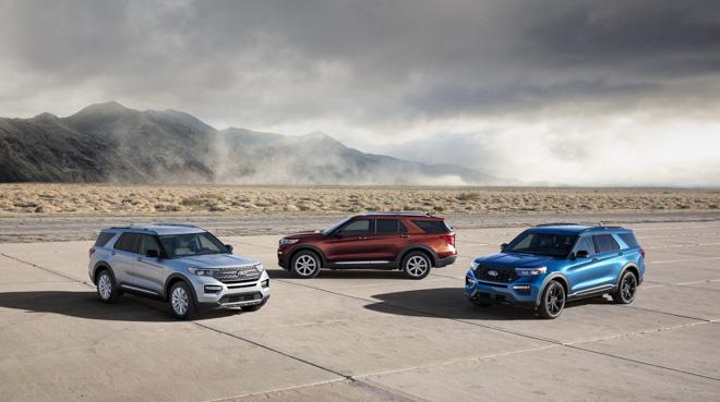 Ford ra mắt Explorer ST 2020: SUV mạnh mẽ nhất lịch sử thương hiệu - 15