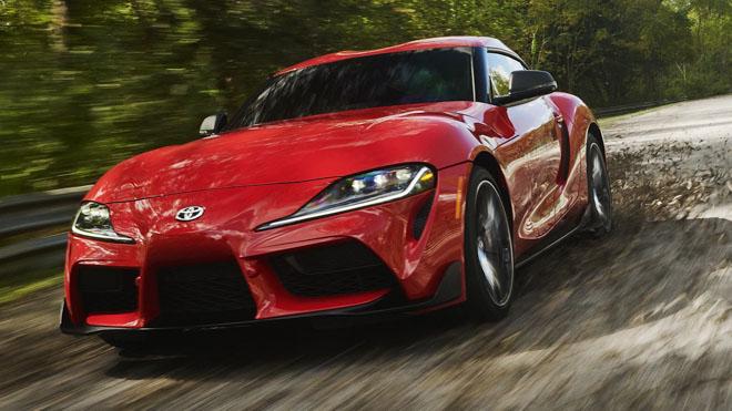 """""""Huyền thoại"""" Toyota Supra thế hệ mới chính thức trình làng - 2"""
