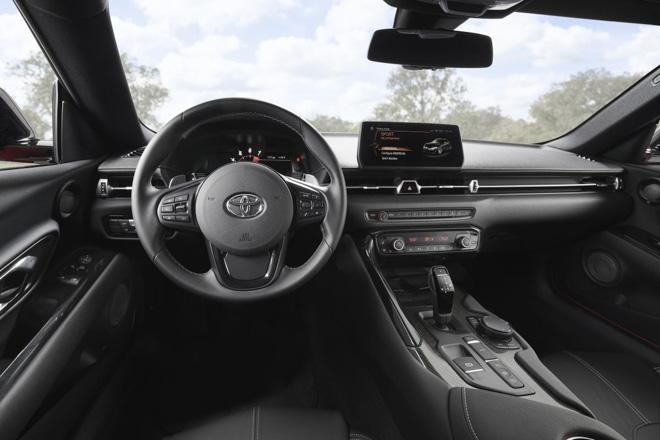 """""""Huyền thoại"""" Toyota Supra thế hệ mới chính thức trình làng - 5"""