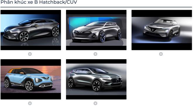Xem qua bộ sưu tập 35 mẫu xe VinFast Premium sắp ra mắt - 6