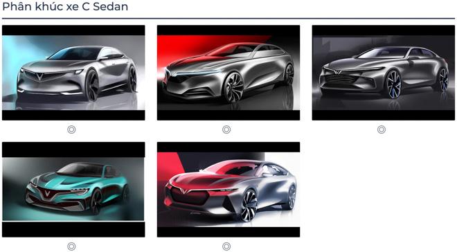 Xem qua bộ sưu tập 35 mẫu xe VinFast Premium sắp ra mắt - 7