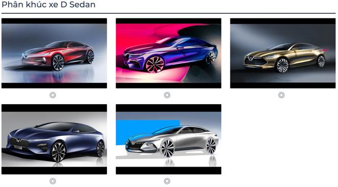 Xem qua bộ sưu tập 35 mẫu xe VinFast Premium sắp ra mắt - 10