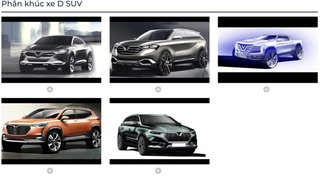 Xem qua bộ sưu tập 35 mẫu xe VinFast Premium sắp ra mắt - 9