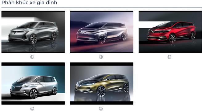 Xem qua bộ sưu tập 35 mẫu xe VinFast Premium sắp ra mắt - 11