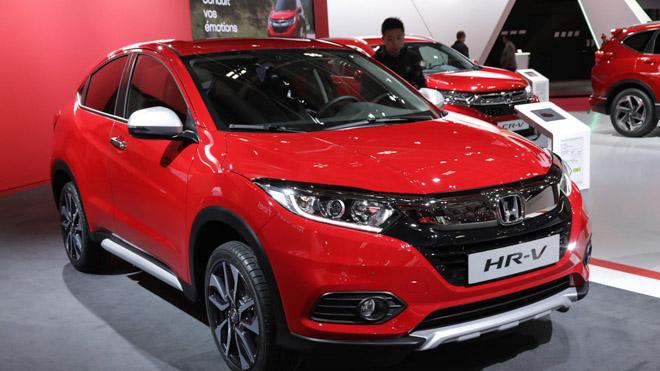 Giá xe Honda HRV 2019 mới nhất - Cơ hội mua xe Honda HRV cùng nhiều ưu đãi - 2