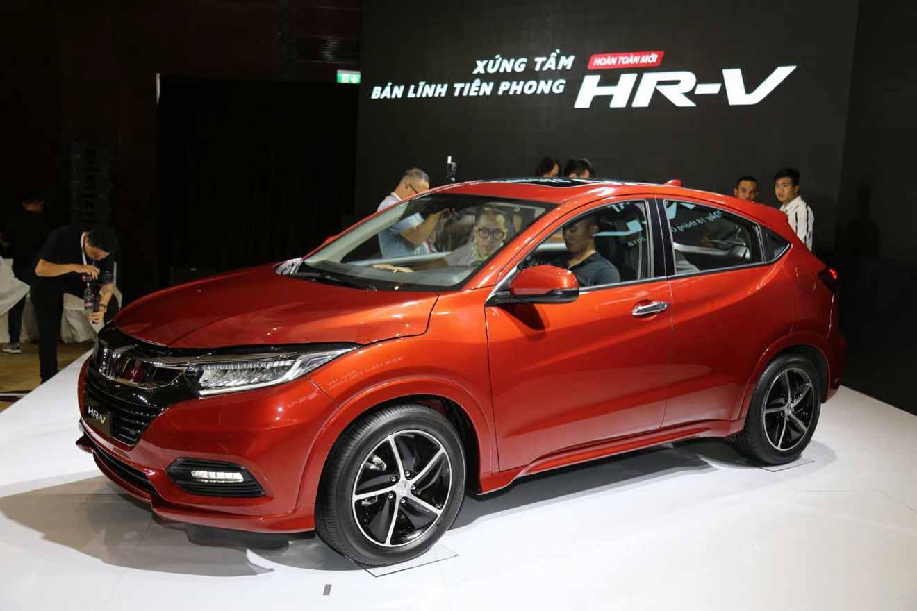 Giá xe Honda HRV 2019 mới nhất - Cơ hội mua xe Honda HRV cùng nhiều ưu đãi - 3