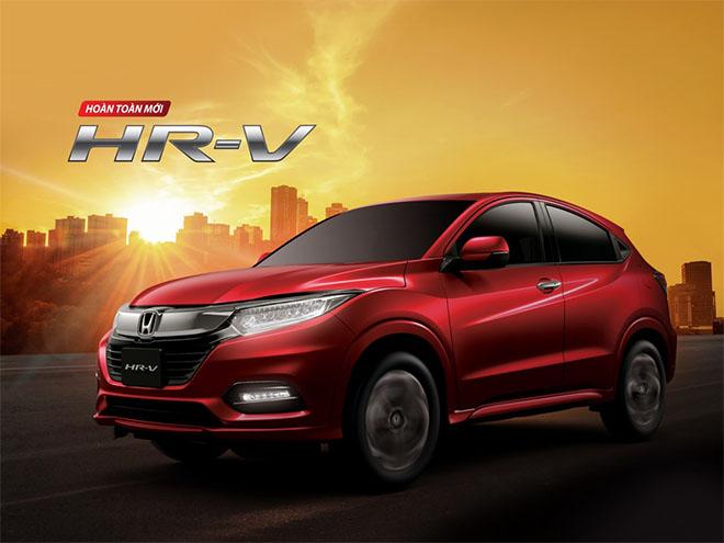 Giá xe Honda HRV 2019 mới nhất - Cơ hội mua xe Honda HRV cùng nhiều ưu đãi - 1