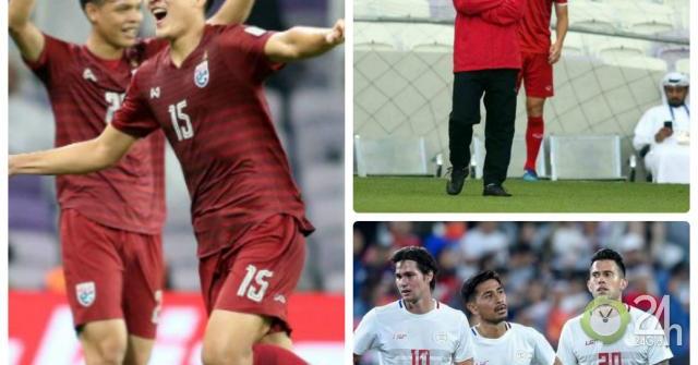 Đông Nam Á mơ náo loạn Asian Cup: Việt Nam, Philippines chờ theo bước Thái Lan
