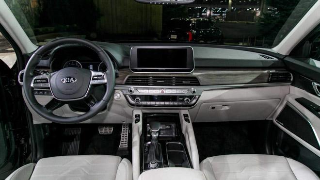 Ảnh thực tế SUV cỡ trung Kia Telluride 2020 vừa ra mắt - 8
