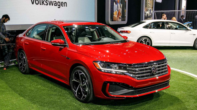 Volkswagen Passat 2020 ra mắt với diện mạo hoàn toàn mới - 1