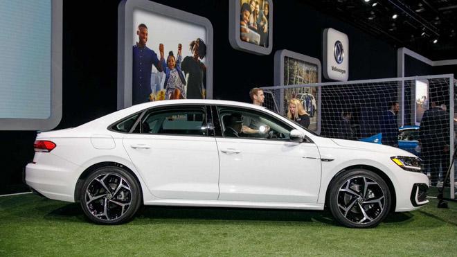 Volkswagen Passat 2020 ra mắt với diện mạo hoàn toàn mới - 13